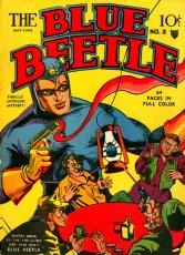 Fox Super Heros 1940s Comic Covers - 50 Images Volume 1