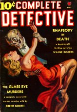 Horror Pulp Covers of the 1920s and 1930s - 50 Cover Images Volume 1